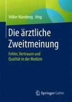 """""""Vertrauen, aber…"""" – Die medizinische Dienstleistung, Rollen und Beziehungsmodelle von Patienten und Ärzten und das komplexe Konstrukt Patientenvertrauen"""