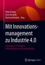 Aufbau von Innovationskooperationen im Kontext von Industrie 4.0 und IoT
