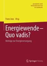 Technische Optionen der Energieversorgung