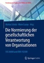 Habermas' Theorie und die Legitimation von Multi-Stakeholder-Verfahren in der Praxis