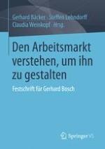 Gerhard Bosch: Arbeitsmarktforscher und Politikberater
