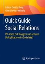 Das Social Web als Herausforderung für die externe PR-Arbeit