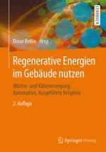 Einführung in die Nutzung erneuerbarer Energiequellen