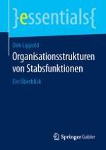Organisatorische Grundlagen
