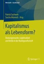 Einleitung: Varianten des kapitalistischen Geistes im Wandel?