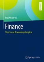 Einführung in die Finance