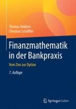 Grundlagen der Finanztheorie