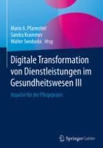 Aus der Praxis für die Praxis: Potenziale und Herausforderungen auf dem Weg zur Digitalisierung interprofessioneller stationärer Gesundheitsdienstleitungen