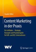 Grundlagen des Content Marketing