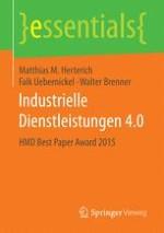 Die Digitalisierung des industriellen Servicegeschäfts