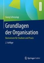 Grundlagen des Organisierens