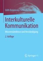 Interkulturelle Kommunikation als Spezialfall sozialer Kommunikation