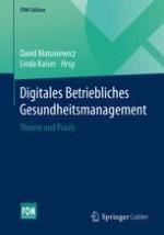 Effekte der Digitalisierung auf das Betriebliche Gesundheitsmanagement (BGM)