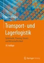 Unternehmen und Logistik