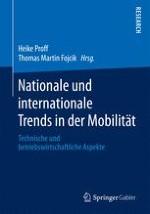 Entscheidungen im Übergang in die künftige Mobilität - technische und betriebswirtschaftliche Aspekte - Einordnung