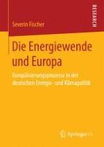 Problemstellung: Die deutsche Energie- und Klimapolitik zwischen Autonomie und Fremdbestimmung