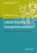 Lokale Innovationsimpulse und die Transformation des deutschen Energiesystems