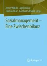 Organisation und Management vor Fachlichkeit und Methode in der Sozialen Arbeit