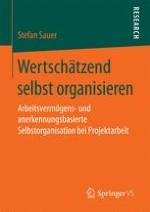 Unsicherheit, Informalität und Selbstorganisation (nicht zuletzt) in Forschung und Entwicklung