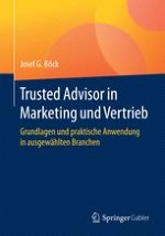 Der Trusted-Advisor-Ansatz: Vertriebsmodell der Zukunft?