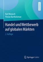 Ausmaß und Struktur der Globalisierung