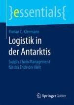 Logistik in der Antarktis