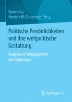 Wer macht Politik? Überlegungen zum Einfluss politischer Persönlichkeiten auf weltpolitische Gestaltung