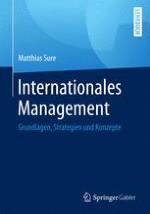 Grundlagen der Internationalisierung