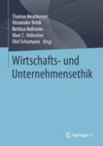 Zur Einführung: Entstehungskontext und Grundidee der Zeitschrift für Wirtschafts- und Unternehmensethik