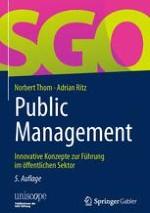 Ziel und Zweck eines Managements für den Staat
