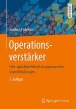 Operationsverstärker: Kenndaten und Funktion