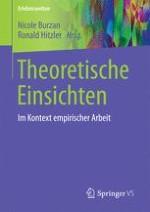Theoretische Einsichten. Eine Einleitung