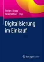 Ansatzpunkte für Digitalisierung im Gestaltungsbereich des Einkaufs