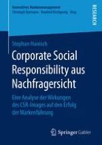 Soziale Verantwortlichkeit von Unternehmen als Untersuchungsgegenstand