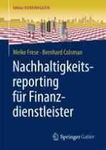 Nachhaltigkeit in der Finanzbranche