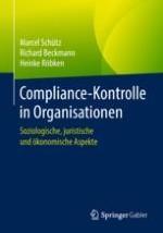 Einleitung: Die Organisation der Compliance-Kontrolle in interdisziplinärer Lesart