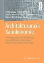 Einführung in die Bauökonomie
