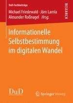 Einleitung: Informationelle Selbstbestimmung im digitalen Wandel
