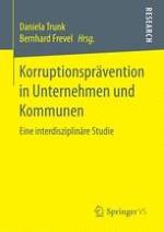Korruptionsrisiken managen – Eine Herausforderung für Behörden und Unternehmen