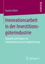 Einleitung: Produktinnovation, Innovationsarbeit und Innovationsprozesse