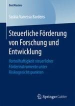 Förderung von Forschung und Entwicklung iminternationalen Steuerwettbewerb