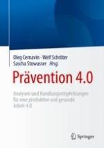Betriebliche Prävention 4.0