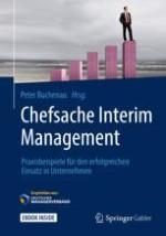 Der Einsatz von Interim Managern im Risiko- und regulatorischen Umfeld