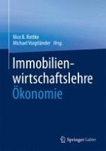 Ökonomie: interdisziplinärer Bestandteil der Immobilienwirtschaftslehre