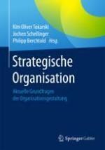 Strategie und Struktur: Organisationsgestaltung im strategischen Kontext