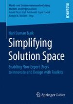 Introduction: Solution Space for User Innovation and Design