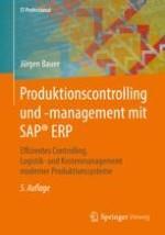Controlling und Management moderner Produktionssysteme