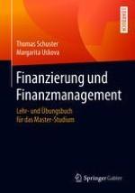 Grundlagen des Finanzmanagements