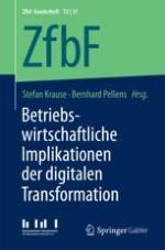 Implikationen der Digitalisierung für die Organisation