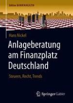 Aktuelle Situation des Bankensektors und die Auswirkungen auf die Anlageberatung